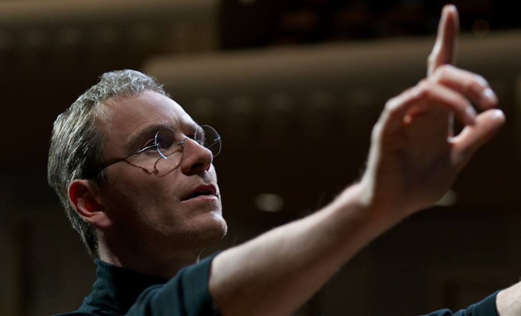 "Michael Fassbender stars in Universal Pictures' ""Steve Jobs"""