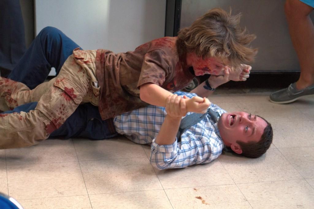 "Elijah Wood stars in Liongate Films' ""Cooties"""