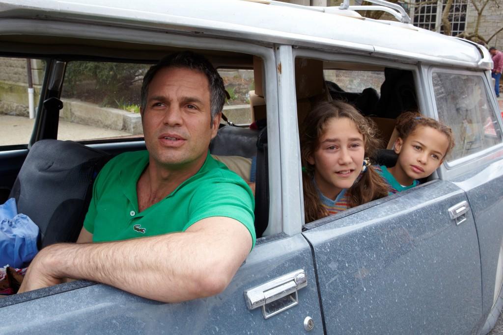 "Mark Ruffalo, Imogene Wolodarsky and Ashley Aufderheide star in Sony Picture Classics' ""Infinitely Polar Bear"""