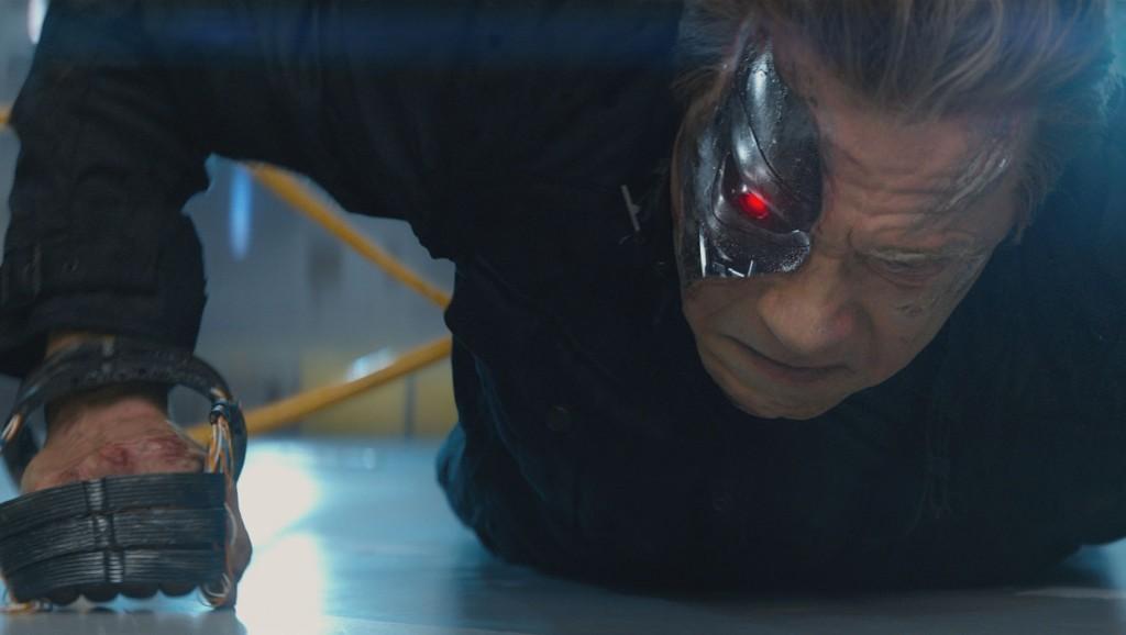 "Arnold Schwarzenegger stars in Paramount Pictures' ""Terminator Genisys"""