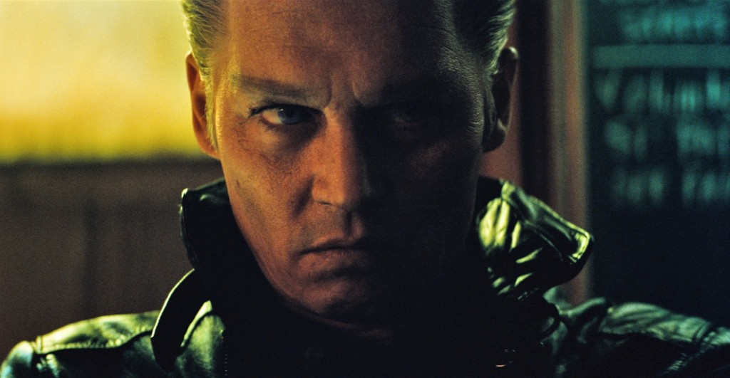 Johnny Depp stars in Warner Bros. Pictures' BLACK MASS