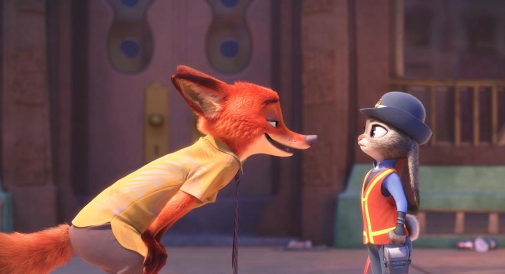 Jason Bateman and Ginnifer Goodwin star in Walt Disney Animation's ZOOTOPIA