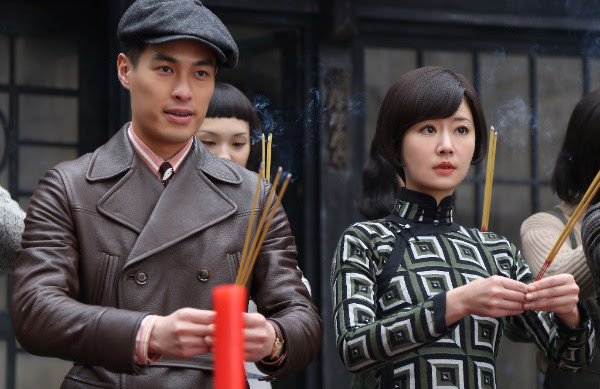 Tony Yang and Ruby Lin star inWell Go USA's PHANTOM OF THE THEATRE