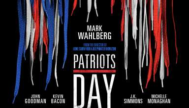 CBS FIlms' Patriots Day Poster Image
