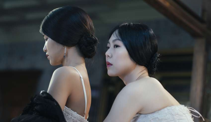 Kim Tae-ri and Kim Min-hee star in Magnolia's THE HADNMAIDEN