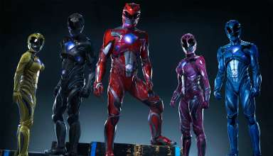 Lionsgate's POWER RANGERS