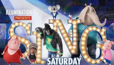 Poster of Illumination Entertainment's SING