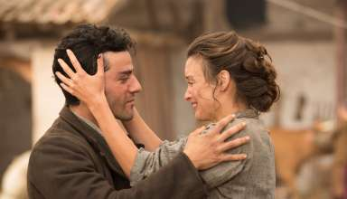Oscar Isaac and Charlotte LeBon star in Open Road FIlms' THE PROMISE