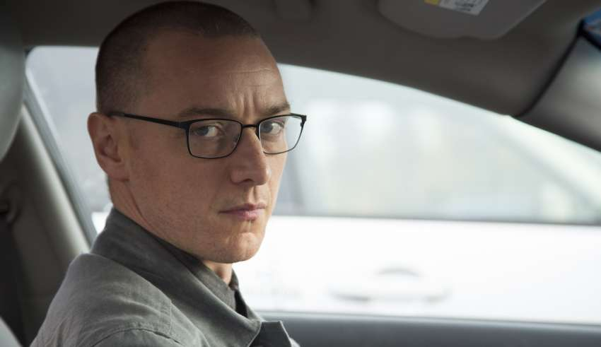 James McAvoy stars in Universal Pictures' SPLIT