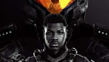 John Boyega stars in Legendary Pictures' PACIFIC RIM UPRISING