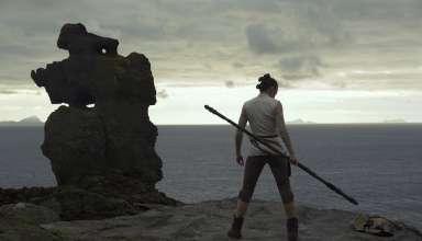 Daisy Ridley stars in Lucasfilms' STAR WARS: THE LAST JEDI