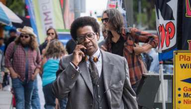 Denzel Washington stars in Columbia Pictures' ROMAN J. ISRAEL ESQ.