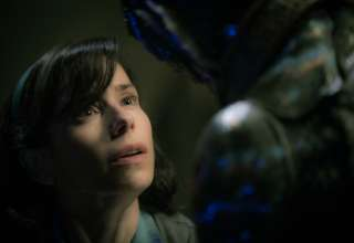 Sally Hawkins and Doug Jones star in Fox Searchlight's THE SHAPE OF WATER