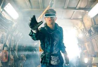Tye Sheridan stars in Warner Bros. Pictures' READY PLAYER ONE