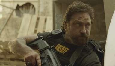 Gerard Butler stars in STX Films' DEN OF THIEVES