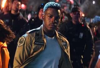 John Boyega stars in Universal Pictures' PACIFIC RIM UPRISING