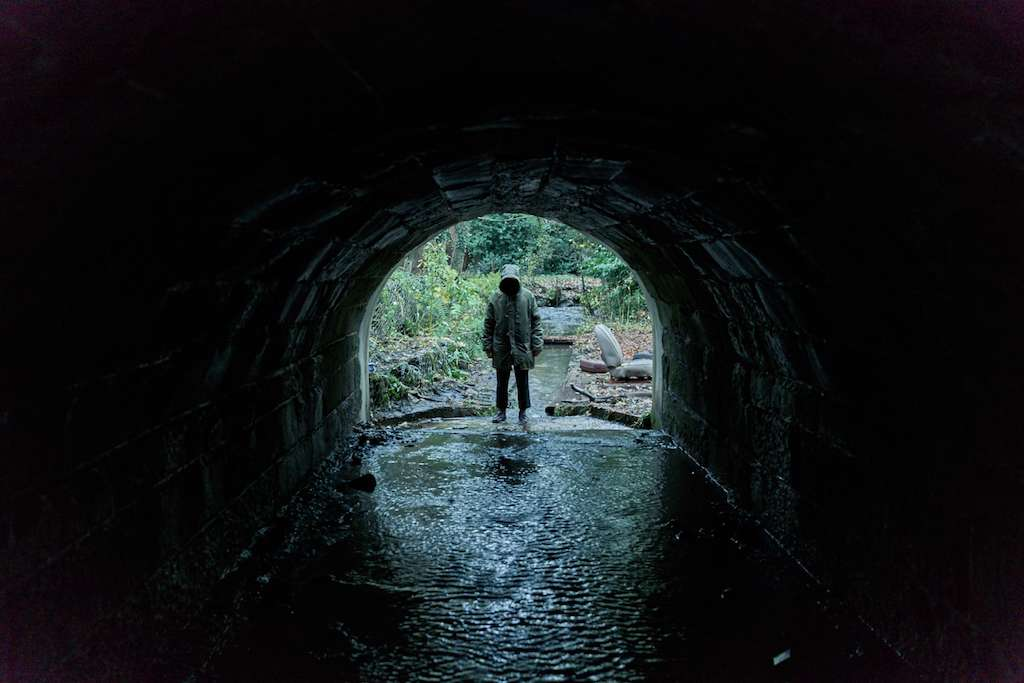 Image from IFC Midnight's GHOST STORIES