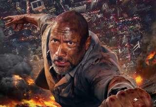 Dwayne Johnson stars in Universal Pictures' SKYSCRAPER