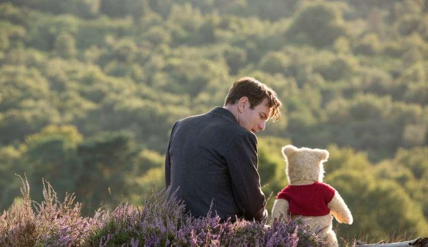 Ewan McGregor stars in Walt Disney's CHRISTOPHER ROBIN