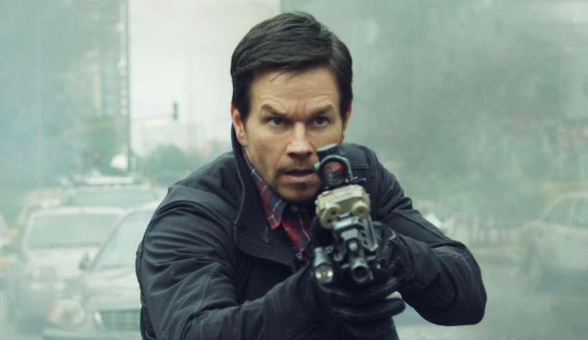 Mark Wahlberg stars in STX Films' MILE 22