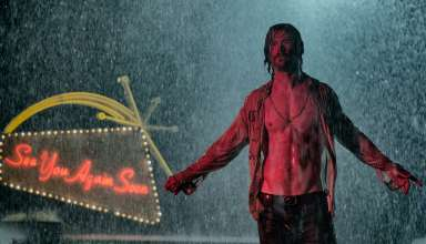 Chris Hemsworth stars in 20 Century Fox's BAD TIMES AT THE EL ROYALE