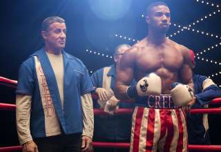 Sylvester Stallone and Michael B. Jordan star in CREED II, a Metro Goldwyn Mayer Pictures and Warner Bros. Pictures film
