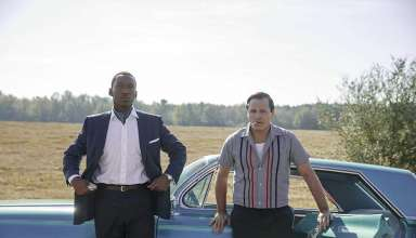 Mahershala Ali and Viggo Mortensen stars in Universal Pictures' GREEN BOOK