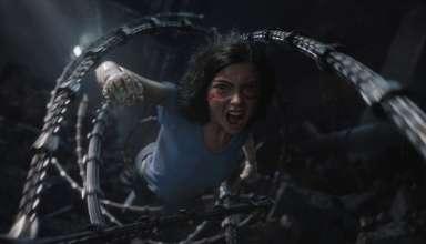 Rosa Salazar stars in Twentieth Century Fox's ALITA: BATTLE ANGEL