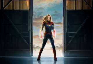 Brie Larson stars in Marvel Studios' CAPTAIN MARVEL