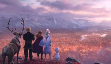 Image from Walt Disney's FROZEN 2