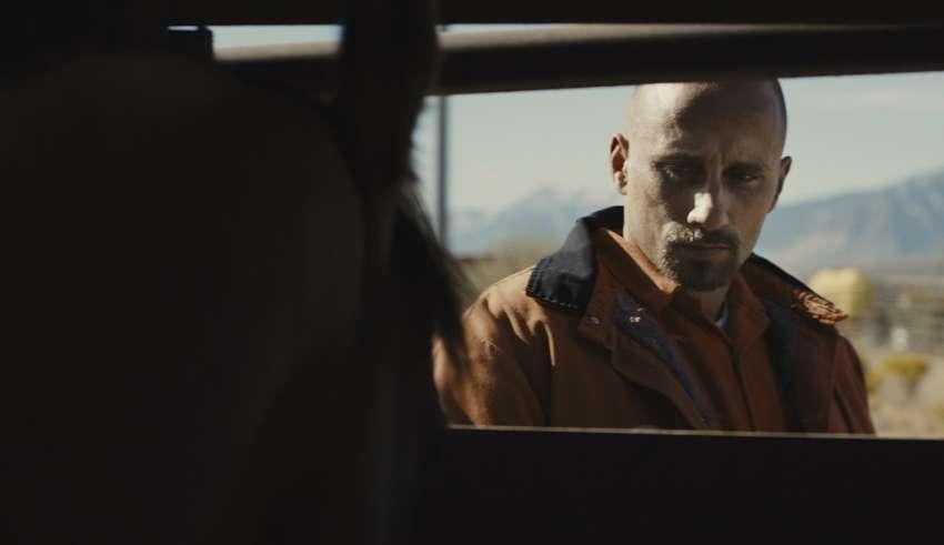 Matthias Schoenaerts stars in Focus Features' THE MUSTANG