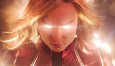 Brie Larson stars in Marvel's CAPTAIN MARVEL