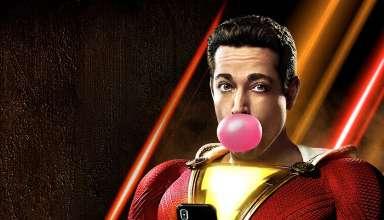 Poster image of Warner Bros. Pictures' SHAZAM