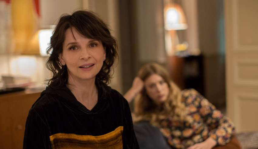 Juliette Binoche stars in IFC Films' NON-FICTION