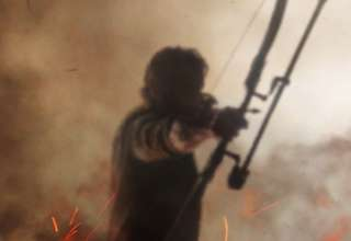 Poster image of Lionsgate Films' RAMBO: LAST BLOOD