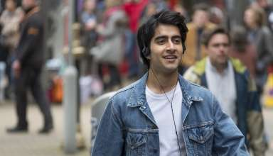 Viveik Kalra stars in Warner Bros. Pictures' BLINDED BY THE LIGHT