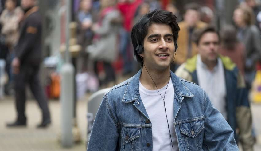 Viveik Kalra stars in Warner Bros. Pictures' BLINDED BY THE LIGHT