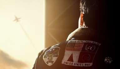 Poster image of Paramount Pictures' TOP GUN: MAVERICK starring Tom Cruise
