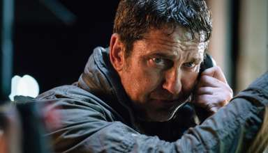 Gerard Butler stars in Lionsgate's ANGEL HAS FALLEN