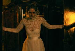 Samara Weaving stars in Fox Searchlight's READY OR NOT