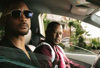 Will Smith and Martin Lawrence star in Sony Pictures' BAD BOYS FOR LIFE