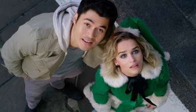 Henry Golding and Emilia Clarke star in Universal Pictures' LAST CHRISTMAS