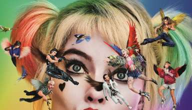 Poster image of Warner Bros. Pictures' BIRDS OF PREY