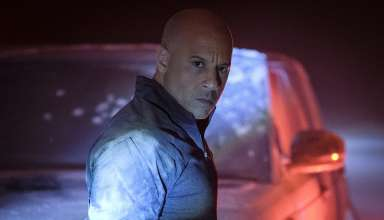 Vin Diesel stars in Sony Pictures' BLOODSHOT