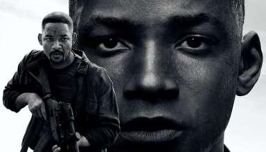 Poster image of Paramount Pictures' GEMINI MAN
