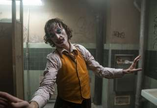 Joaquin Phoenix stars in Warner Bros. Pictures' JOKER