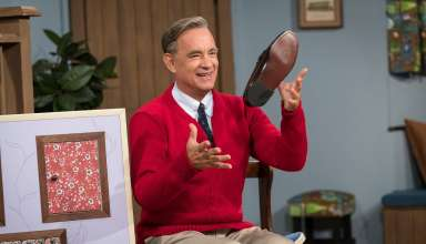 Tom Hanks stars in TriStar Pictures' A BEAUTIFUL DAY IN THE NEIGHBORHOOD