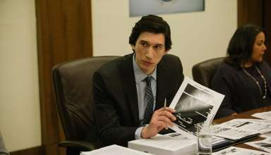 Adam Driver stars in Amazon Studios' THE REPORT