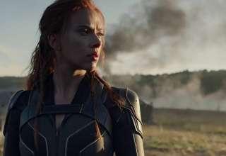 Scarlett Johansson stars in Marvel Studios' BLACK WIDOW